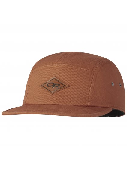 OUTDOOR RESEARCH High 5 Panel Cap, umber