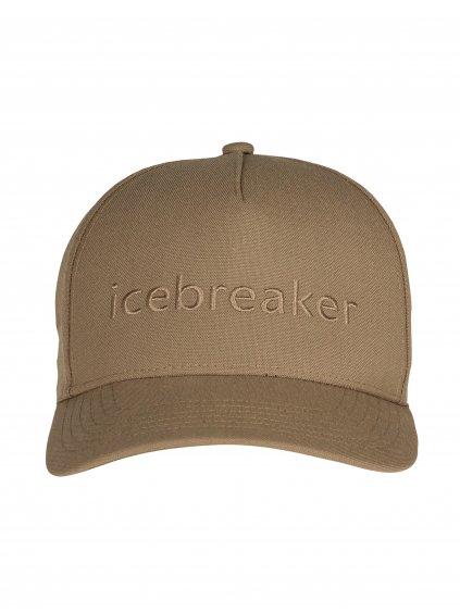 ICEBREAKER Adult Icebreaker Logo Hat, Flint (vzorek)