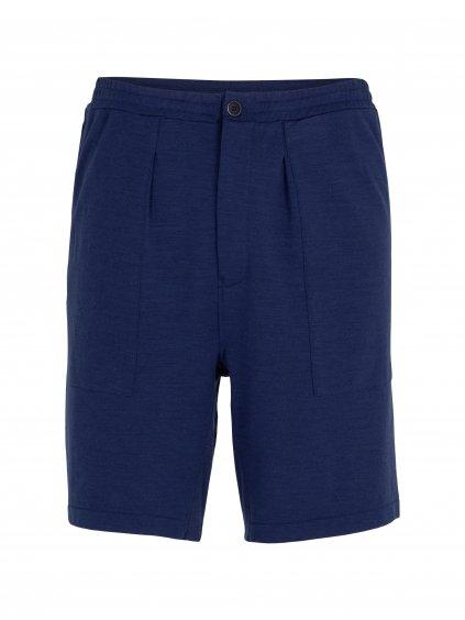 ICEBREAKER Mens 200 Terry Short Pants, Royal Navy (vzorek)