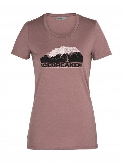 SS21 WOMEN TECH LITE SS LOW CREWE ICEBREAKER MOUNTAIN 105382633 1