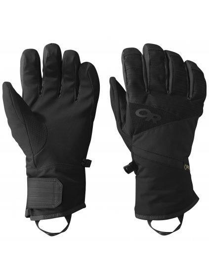OUTDOOR RESEARCH Men's Centurion Gloves, black