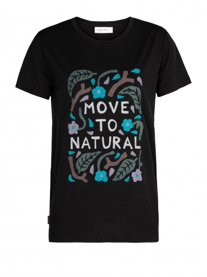 FW21 WOMEN ICEBREAKER X LUKE ARNOLD SS TEE MOVE TO NATURAL 0A59JJ001 1