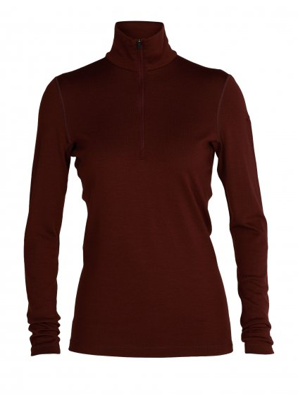 FW21 WOMEN 260 TECH LS HALF ZIP 104390064 1