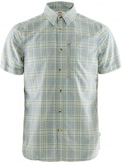 Abisko Hike Shirt SS M 81533 016 A MAIN FJR