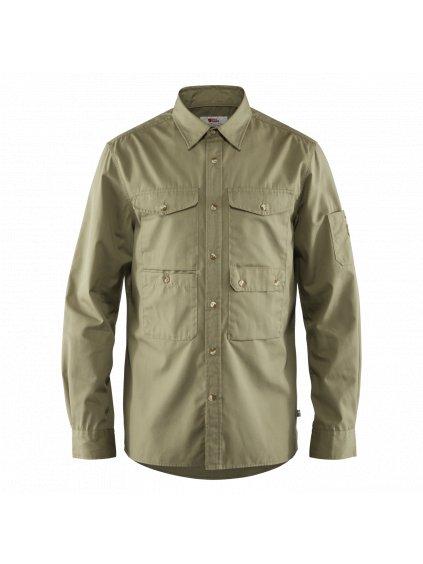 7323450492427 SS19 ak oevik shade pocket shirt m fjaellraeven 21