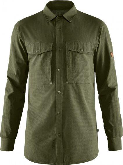 Abisko Trekking Shirt M 87935 625 A MAIN FJR
