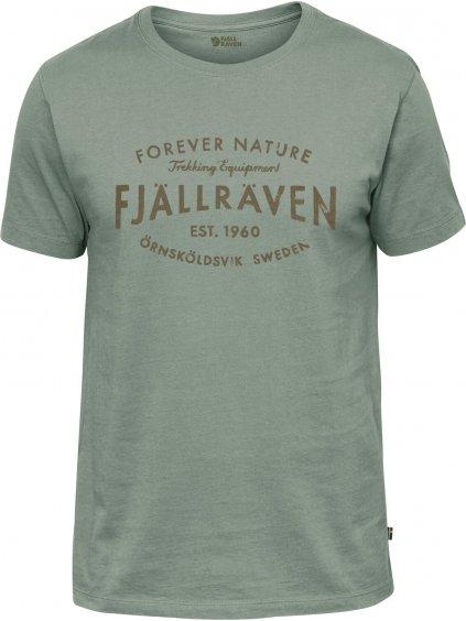 Fjallraven Est 1960 T shirt M 81946 516 A MAIN FJR