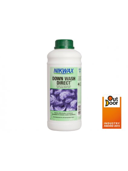 NIKWAX Down Wash Direct 1 litr