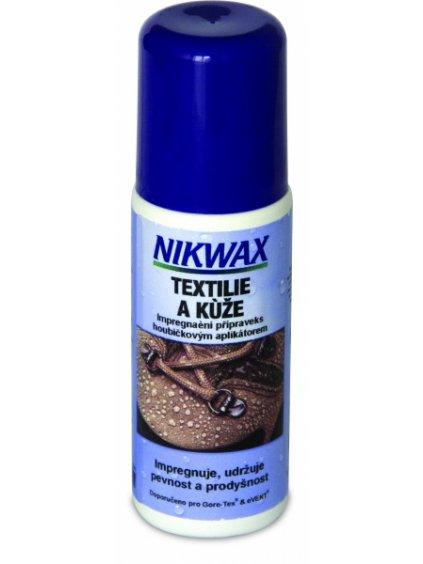 37 Nikwax Textilie a Kuze houbicka