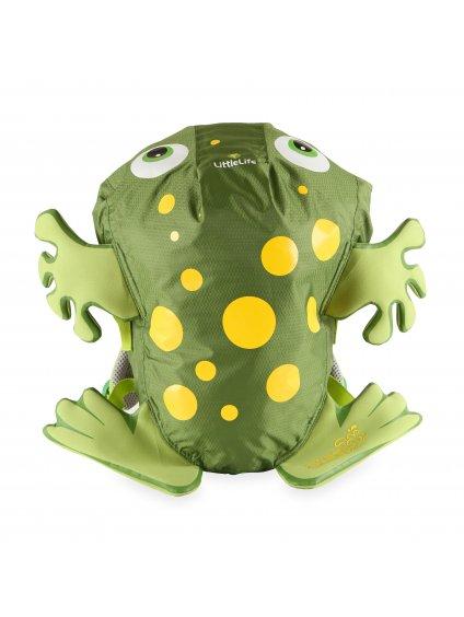 L12040 frog swimpak green 1