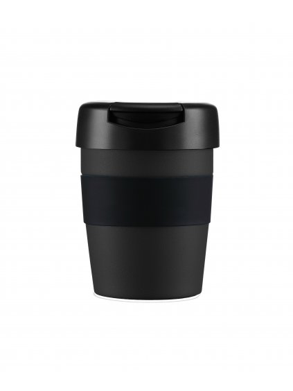 74060 Insulated Coffee Cup Small Black 1