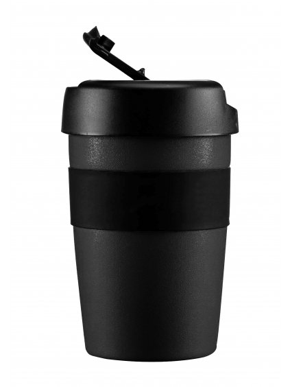 74070 Insulated Coffee Cup Large Black 1
