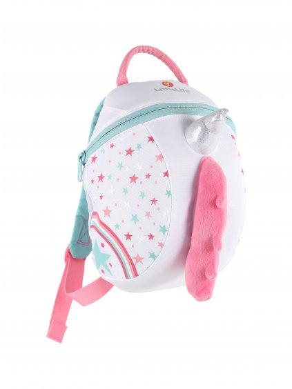 L12350 Animal Kids Backpack Unicorn 1