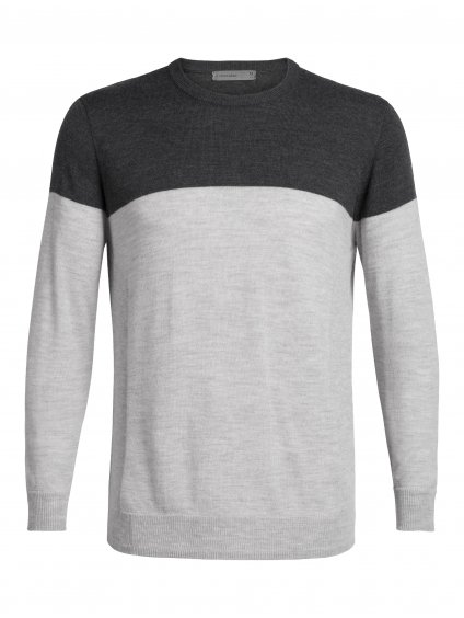 FW19 LIFE MEN SHEARER CREWE SWEATER 104326A18 1