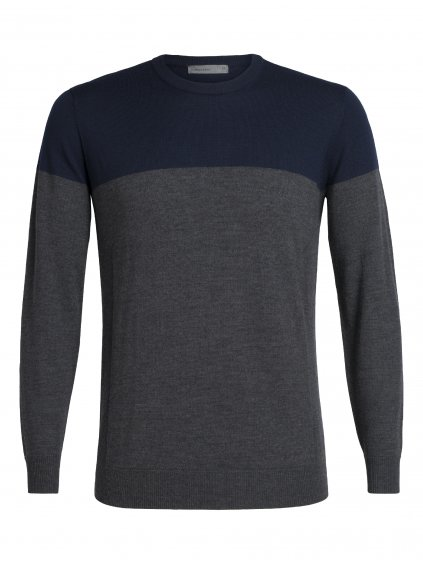 FW19 LIFE MEN SHEARER CREWE SWEATER 104326B02 1