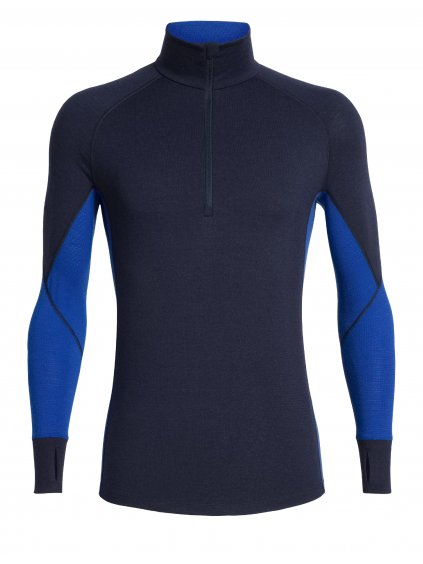 FW19 BASELAYER MEN 260 ZONE LS HALF ZIP 104361B04 1