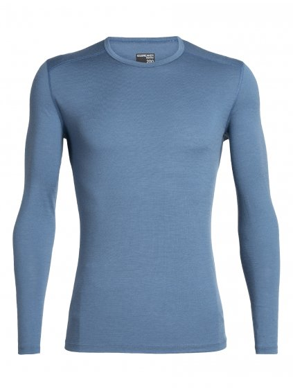 FW19 BASELAYER MEN 200 OASIS LS CREWE 104365431 1