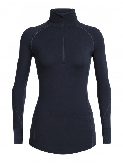 FW19 BASELAYER WOMEN 260 ZONE LS HALF ZIP 104394423 1