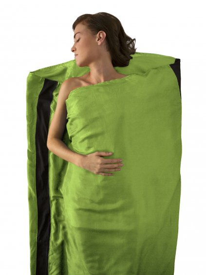 ASILKCSLONGGN SilkLiner Long Green 02