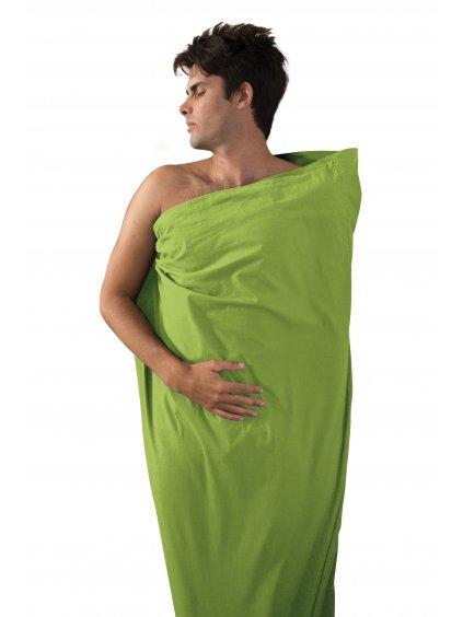 ALONGOSGN CottonLiner Long Green 02