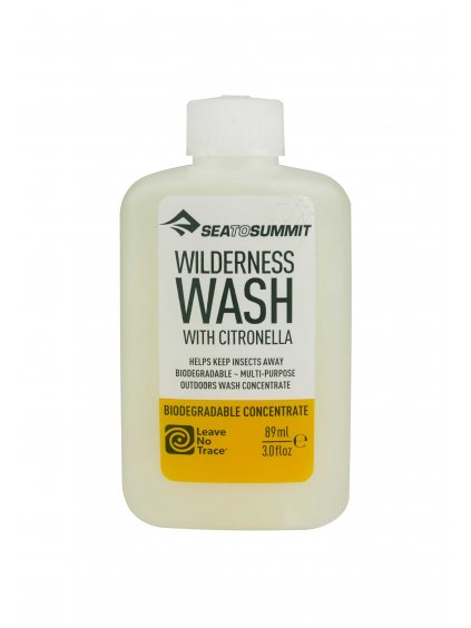 SEA TO SUMMIT mýdlo Wilderness Wash with Citronella (velikost 89 ml)