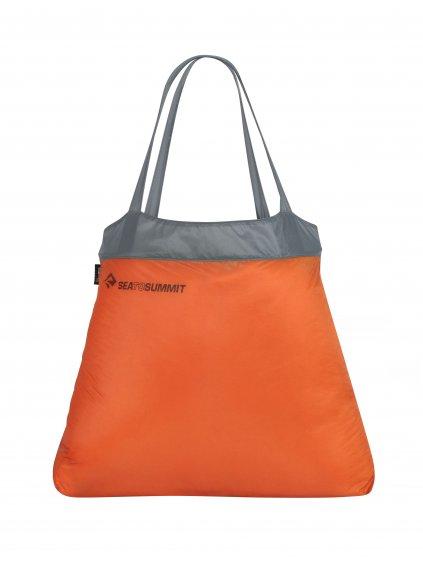 AUSBAGOR UltraSilShoppingBag Orange 01