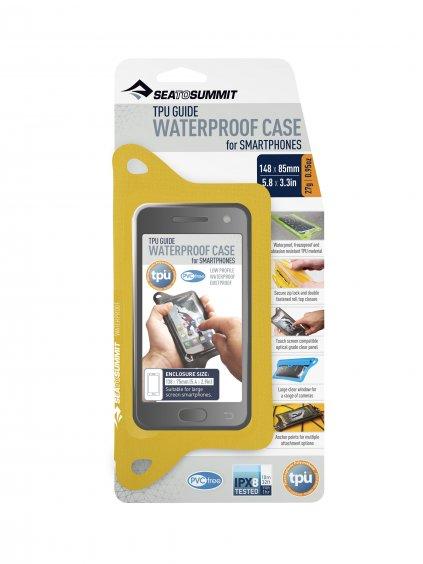 ACTPUSMARTPHYW TPUGuideWaterproofCaseForSmartphones Yellow Packaging 01
