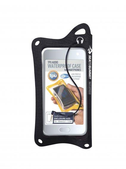 AAUDCTPUSMARTBK TPUGuideAudioWaterproofCaseForSmartPhones Black 01 (1)
