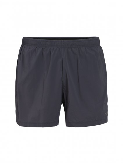 ICEBREAKER Mens Impulse Running Shorts, Panther