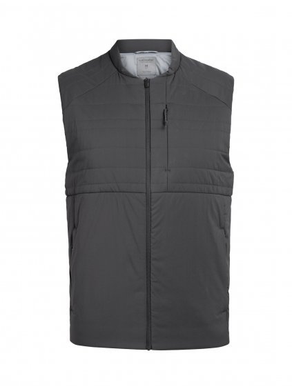 ICEBREAKER Mens Tropos Vest, Monsoon
