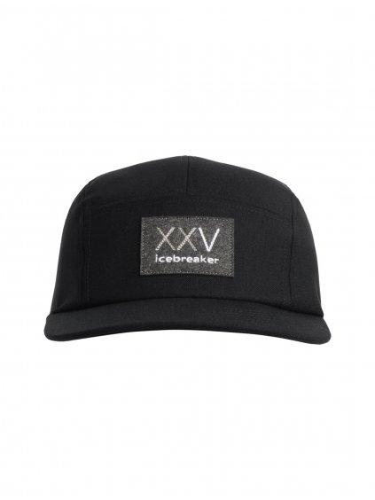 ICEBREAKER Unisex Icebreaker Anniversary Hat, Black
