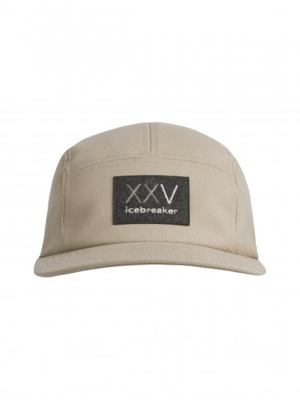 ICEBREAKER Unisex Icebreaker Anniversary Hat, British Tan
