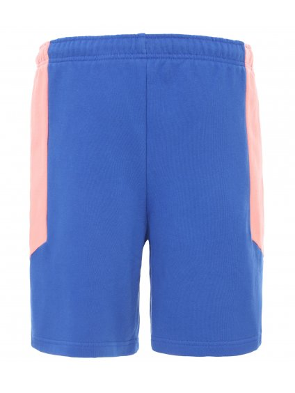 THE NORTH FACE M Extreme Block Short, Tnf Blue/Miami Pink