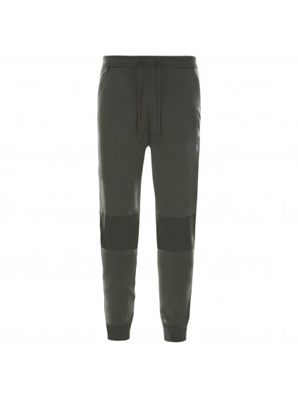 THE NORTH FACE M Active Trail E-Knit Jogger, New Taupe Green