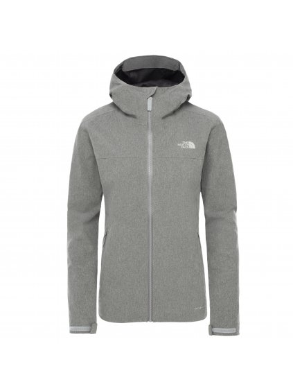 THE NORTH FACE W Apex Flex Futurelight Jacket, Tnf Medium Grey Heather