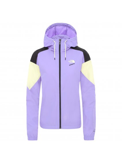 THE NORTH FACE W '90 Extreme Wind Jacket, Retro Purple Combo