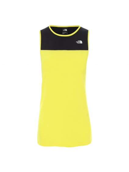 THE NORTH FACE W Active Trail Tank, Tnf Lemon