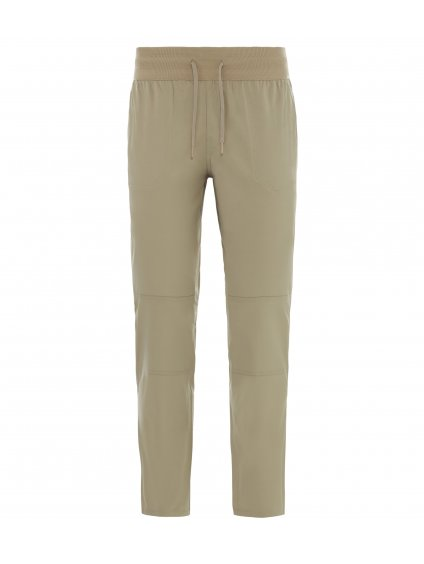 THE NORTH FACE W Aphrodite Motion Pant, Twill Beige