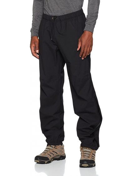 FJÄLLRÄVEN Abisko Eco-Shell Trousers , Black