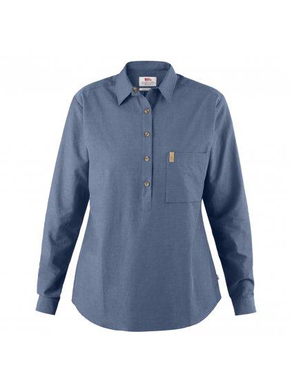 7323450312695 SS18 a kiruna lite shirt ls w 21