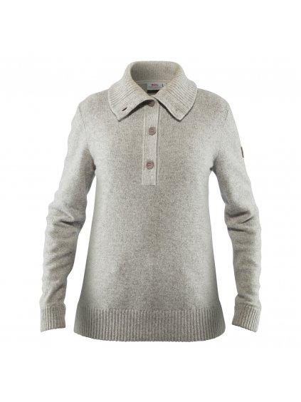 7323450474263 FW18 g greenland rewool sweater w fjaellraeven 21