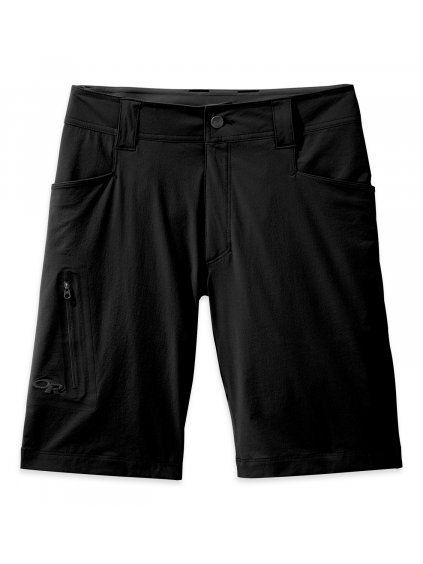 "OUTDOOR RESEARCH Men'S Ferrosi 10"" Shorts, Black (velikost 36)"