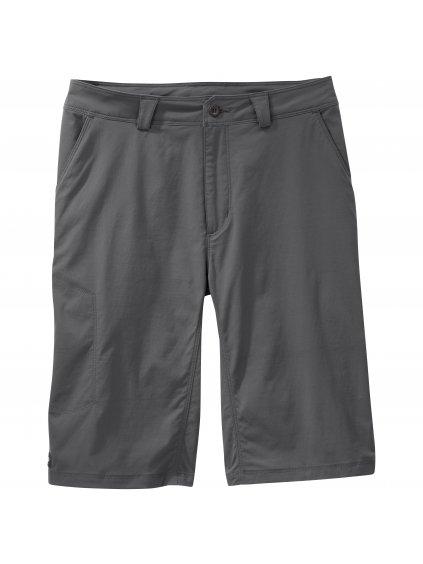 OUTDOOR RESEARCH Men'S Equinox Crosstown Shorts, Charcoal (velikost 36)