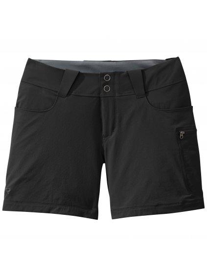 "OUTDOOR RESEARCH Women'S Ferrosi Summit 5"" Shorts, Black (velikost 10)"