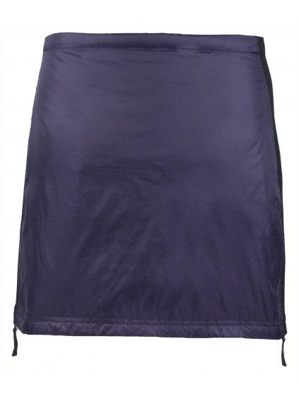 SKHOOP Zimní péřová sukně Rebecka Down, blueberry