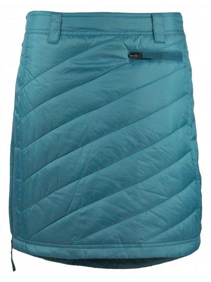 SKHOOP Zimní sukně Sandy Short, lagoon