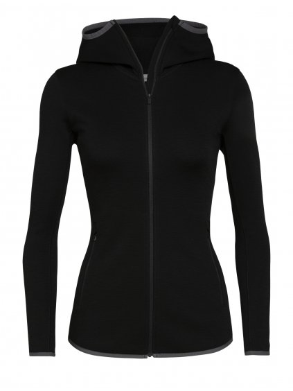 FW20 MID LAYER WOMEN ELEMENTAL LS ZIP HOOD 105068010 1