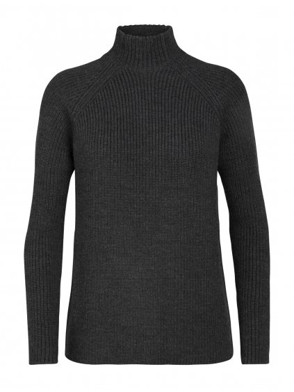FW20 MID LAYER WOMEN HILLOCK FUNNEL NECK SWEATER 105198022 1