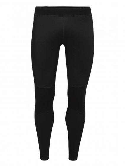 ICEBREAKER Mens Tech Trainer Hybrid Leggings, Black