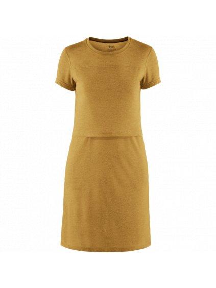 7323450609801 SS20 a high coast tshirt dress w fjaellraeven 21